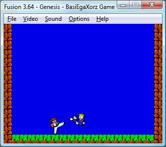SMS Brawl - concept de jeu Test3